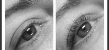Eyelashes  curling - New!