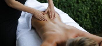 Aromatherapeutic Massage